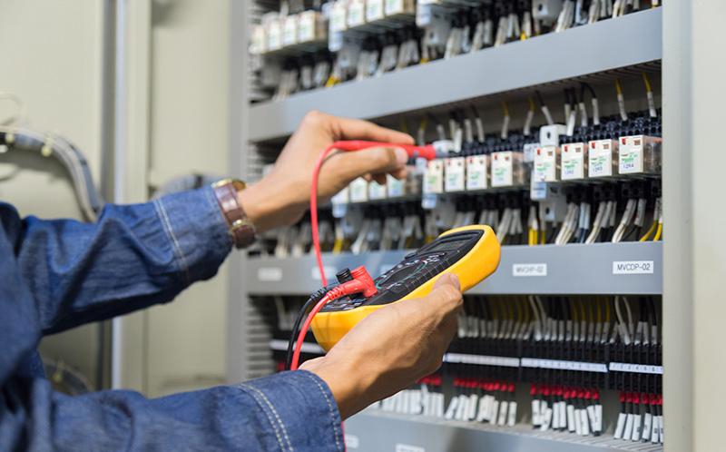 Elektrische storing zoeken