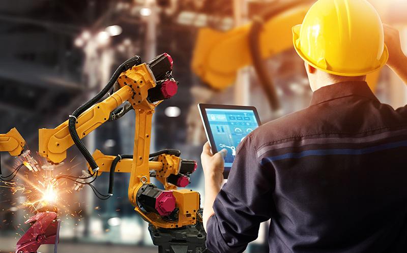 Geautomatiseerde material handling systemen